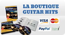 La boutique Guitar Hits